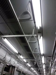 東武東上線、広告無し電車